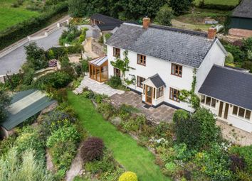Thumbnail 4 bed detached house for sale in Waterrow, Taunton
