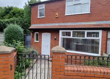 Thumbnail 3 bed semi-detached house to rent in Rowood Avenue, Manchester