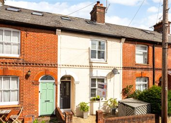Thumbnail 3 bedroom terraced house for sale in St. Catherines Road, Winchester, Hampshire