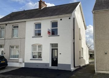 3 bed semi-detached house for sale in Margaret Road, Llandybie, Ammanford SA18