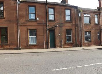 Thumbnail 1 bed flat to rent in Loudoun Street, Mauchline
