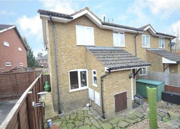 Thumbnail 2 bed end terrace house for sale in Hexham Close, Heath Park, Sandhurst