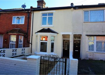 Thumbnail 3 bed terraced house for sale in Richmond Road, Southampton