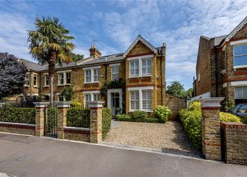 Thumbnail 6 bed semi-detached house for sale in Clarence Road, Teddington