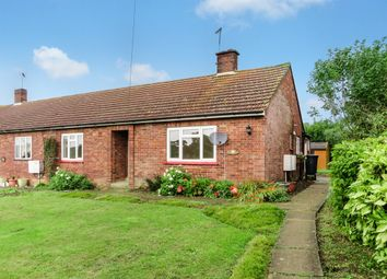 Thumbnail 2 bed semi-detached bungalow for sale in Pitmans Grove, Bramfield, Halesworth