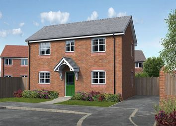 Thumbnail 3 bedroom detached house for sale in Coopers Way, Blackpool