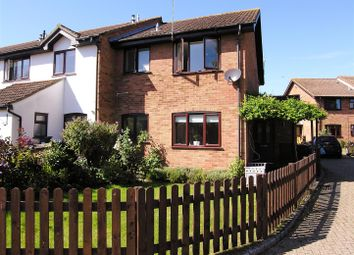 Thumbnail End terrace house for sale in Daffodil Drive, Bisley, Woking