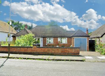 Thumbnail 3 bedroom detached bungalow for sale in Southland Road, Leicester