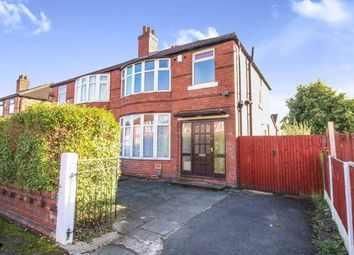 Thumbnail 4 bedroom semi-detached house to rent in Brentbridge Road, Withington, Manchester