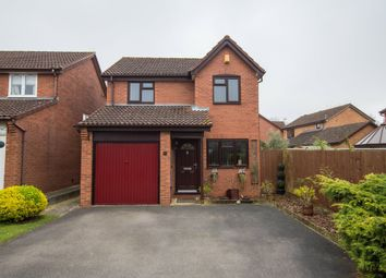 Thumbnail 3 bed detached house for sale in Jardine Drive, Bishops Cleeve, Cheltenham