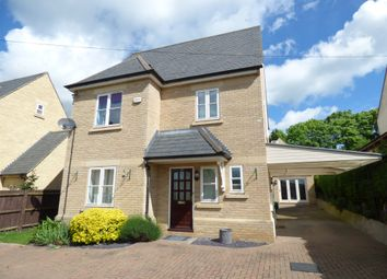 Thumbnail 4 bedroom detached house for sale in Benefield Road, Oundle, Peterborough