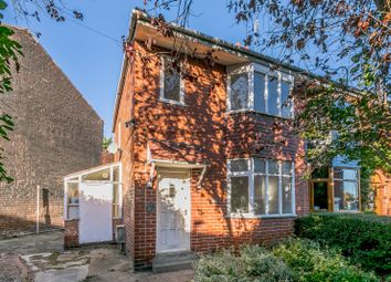 Thumbnail 2 bed semi-detached house for sale in Balmoral Road, Woodhouse, Sheffield