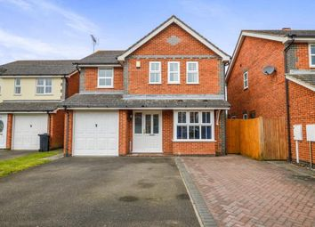 Thumbnail 4 bedroom detached house for sale in Centurion Walk, Kingsnorth, Ashford, Kent