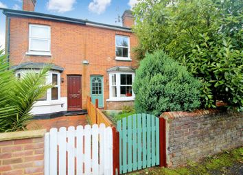 Thumbnail 2 bed terraced house to rent in Brighton Road, Redhill