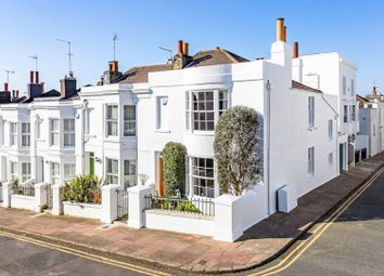 Victoria Street, Brighton BN1. 3 bed end terrace house for sale