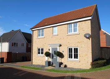 3 bed detached house for sale in Cygnet Road, Stowmarket IP14