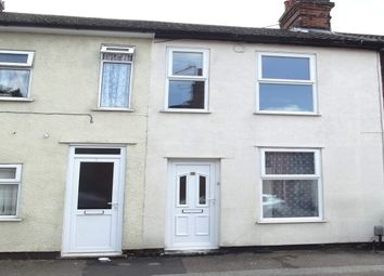 Thumbnail 3 bedroom terraced house to rent in Hartley Street, Ipswich