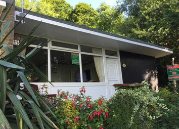 Thumbnail 2 bed mobile/park home for sale in Woodlands, Bryncrug Gwynedd