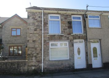 Thumbnail 3 bed semi-detached house for sale in Gorof Road, Lower Cwmtwrch, Swansea.