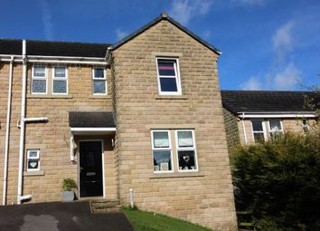 Thumbnail 3 bed semi-detached house for sale in Meadow Lane, Slaithwaite, Huddersfield