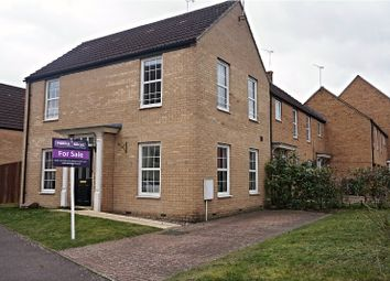 Thumbnail 3 bedroom detached house for sale in Sycamore Covert, Thetford