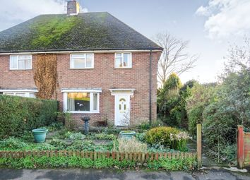 Thumbnail 3 bedroom semi-detached house for sale in The Oaklands, Swaffham