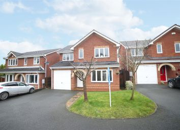 Thumbnail 4 bed detached house for sale in Gainsborough Way, Telford