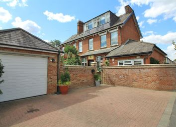Thumbnail 5 bedroom property for sale in Lordship Road, West Cheshunt, Herts