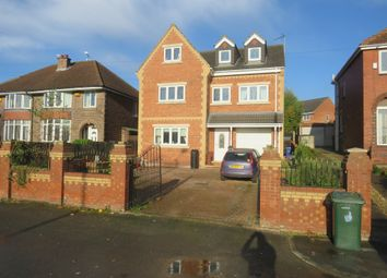 Thumbnail 5 bedroom detached house for sale in Doncaster Road, Mexborough