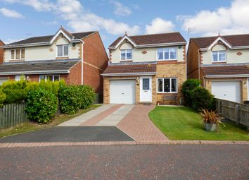 3 bed detached house for sale in Motcombe Way, Cramlington NE23