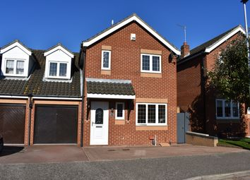 Thumbnail 3 bed semi-detached house for sale in East Anglian Way, Gorleston, Great Yarmouth