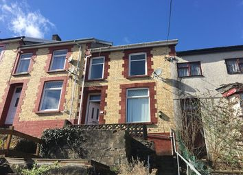 Thumbnail 3 bed terraced house to rent in Thomas Street, Tonypandy
