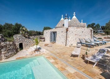 Thumbnail 4 bed farmhouse for sale in Trullo di Charme, Cisternino, Puglia, Italy