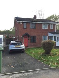 Thumbnail 2 bedroom semi-detached house to rent in Moor Park, Perton, Wolverhampton