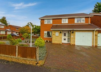 Thumbnail 5 bed detached house for sale in Malham Drive, Lincoln