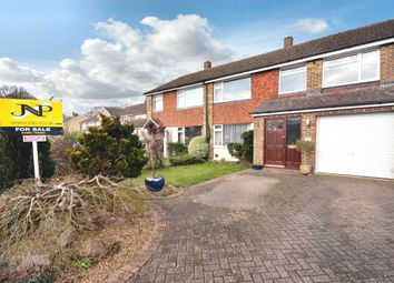 Thumbnail 3 bed semi-detached house for sale in Kings Ride, Penn, High Wycombe