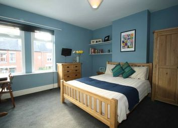 Thumbnail 6 bed shared accommodation to rent in Park Road, Loughborough