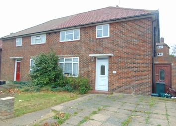 Thumbnail 3 bed semi-detached house for sale in Chipperfield Road, Orpington