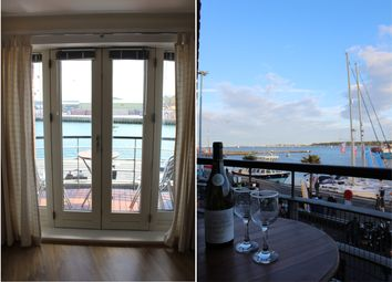 Thumbnail 2 bedroom flat to rent in The Quay, Poole, Dorset