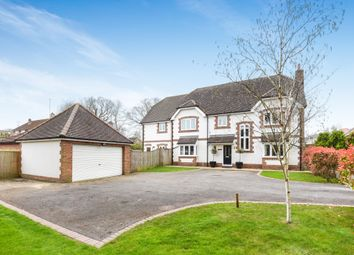 Thumbnail 6 bed detached house for sale in Broadlayings, Woolton Hill