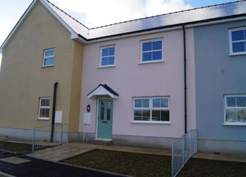 Thumbnail 3 bed terraced house for sale in Heol Dewi, Newcastle Emlyn