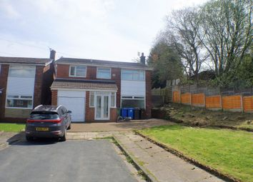 Thumbnail 4 bed detached house to rent in Stokesay Close, Hollins