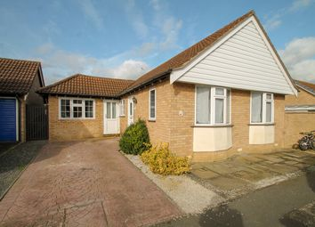 3 bed detached bungalow for sale in Weavers Close, Stowmarket IP14