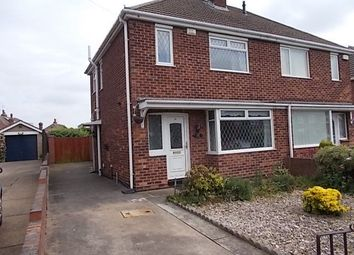 Thumbnail 3 bed semi-detached house to rent in Penshurst Road, Cleethorpes