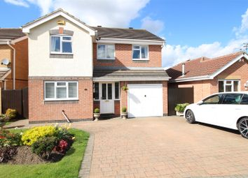 Thumbnail 4 bed detached house for sale in Allison Gardens, Chilwell, Nottingham
