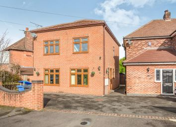 Thumbnail 3 bed detached house to rent in Elms Avenue, Littleover, Derby