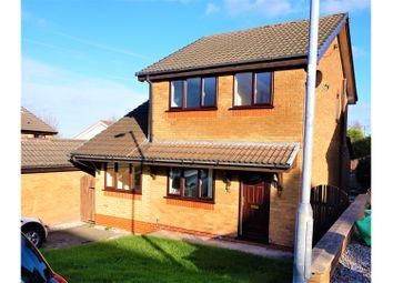 Thumbnail 3 bed detached house for sale in Trem Y Don, Llysfaen, Colwyn Bay