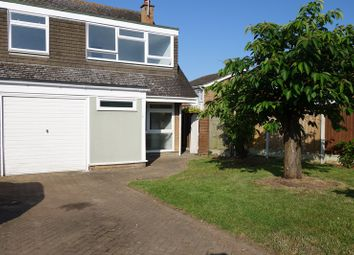 Thumbnail 4 bed semi-detached house to rent in Grantham Road Great Horkesley, Colchester, Colchester