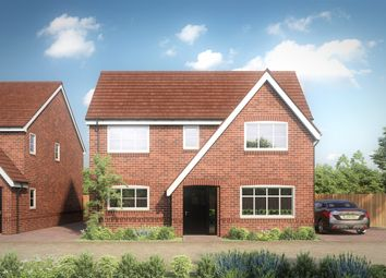 Thumbnail 4 bedroom detached house for sale in Park Lane, Minworth, Sutton Coldfield