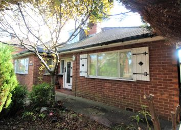 Thumbnail 2 bed detached bungalow for sale in Ffordd Hooson, Wrexham